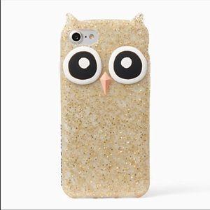 Kate Spade Owl Phone Case